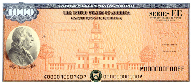 i want to buy a paper savings bond